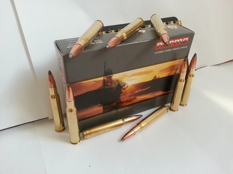 Norma Nosler Partition 11,7g .30-06 Springfield Rifle Cartridge