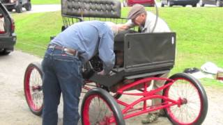 Stanley Locomobile Start Up