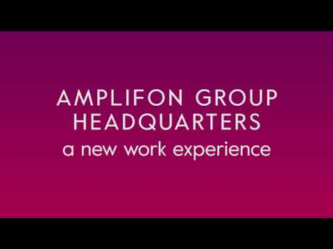 Amplifon Group Headquarters: A new work experience
