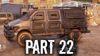 State of Decay 2 Gameplay Walkthrough Part 22 - UPGRADED CAR (Vandito)