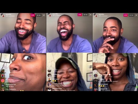 yvonne-orji-and-jay-ellis-chop-it-up-before-season-4-of-insecure-|-mizdeeliving