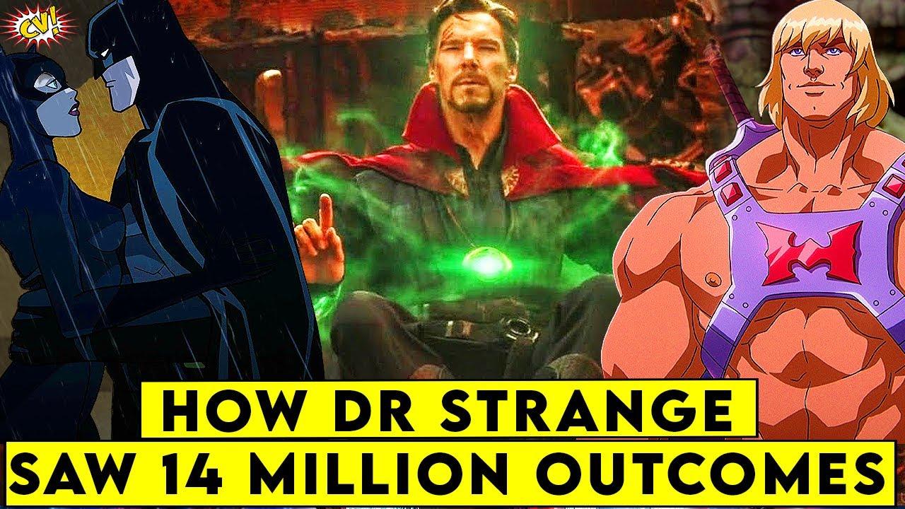 How Dr. Strange Saw 14 Million Outcomes If Destiny is Fixed? || Long Halloween || Sawalverse  ep 26