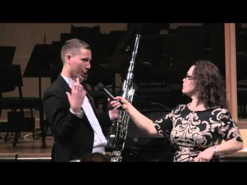 The Bassoon Conversation, Adam Trussell of The Oregon Symphony, and All Classical Portland's Christa
