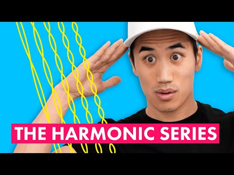 The most mind-blowing concept in music (Harmonic Series)