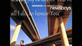 You Are My King Newsboys Lyrics
