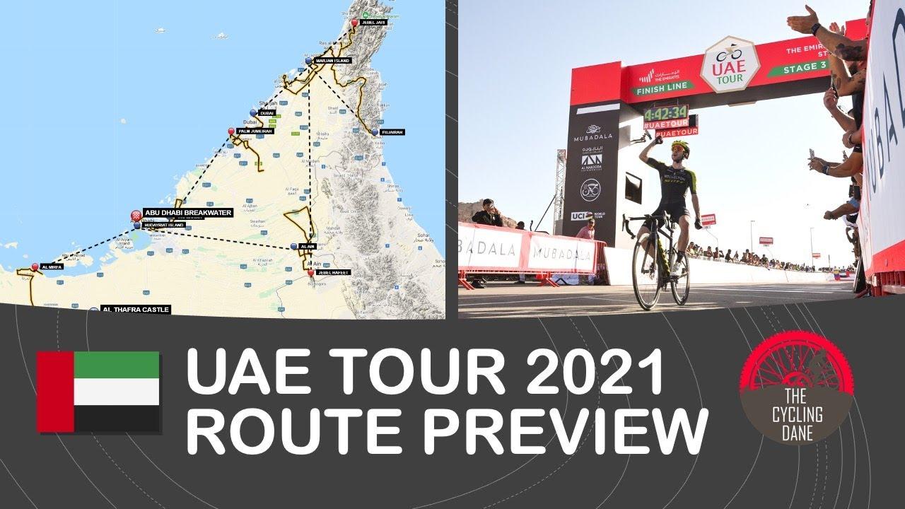 UAE Tour 2021 Preview