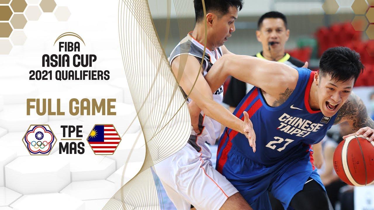 Chinese Taipei v Malaysia - Full Game