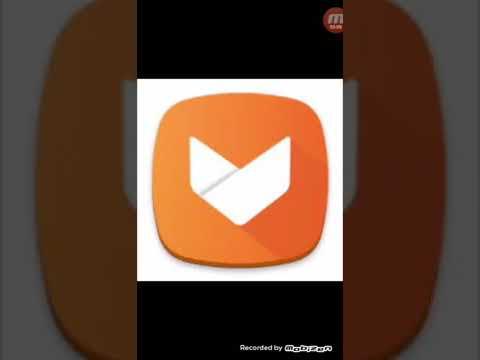 Descargar Aptoide APK 2018- MediaFire Android || Giloby 2.0  #Smartphone #Android