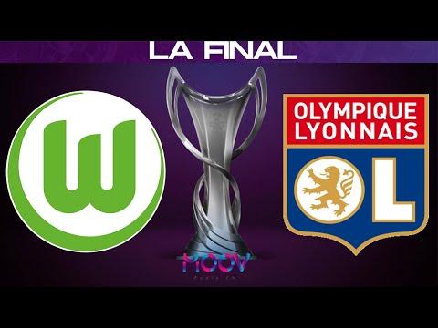WOLFSBURG vs LYON - FINAL EN VIVO #UWCL #CHAMPIONSLEAGUEFEMENINA #UEFA  NARRACION RADIO