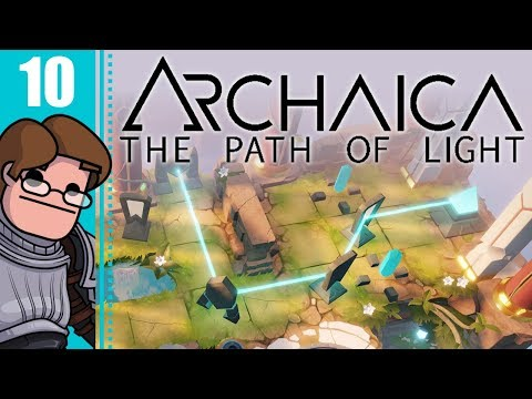 Let's Play Archaica: The Path of Light Part 10 - Tower
