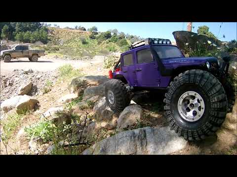 Axial Wraith Jeep Wrangler Jk Back In Action