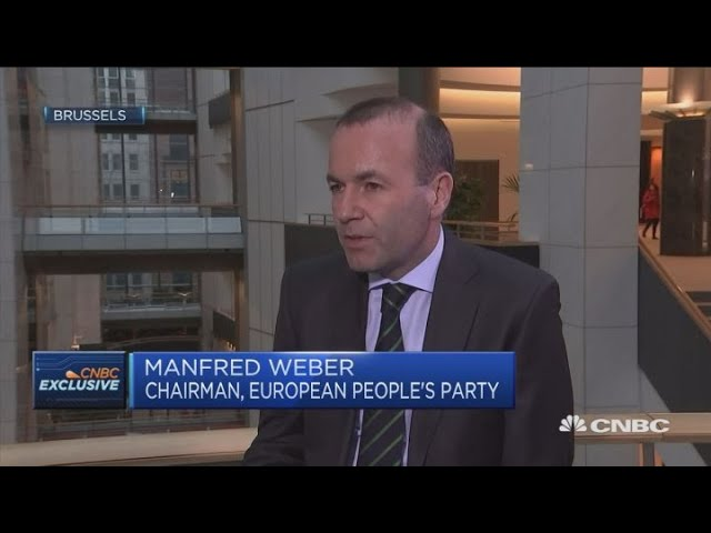 UK must clarify what it wants on Brexit: EU's Weber | Squawk Box Europe
