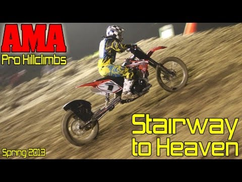 Stairway to Heaven spring AMA Pro Hillclimbs 2013, Oregonia, Ohio