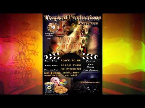 Movie Night Salem Park Montserrat