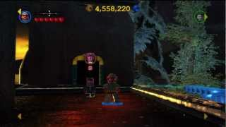 LEGO Batman 2: DC Super Heroes - Huntress Gameplay and Unlock Location