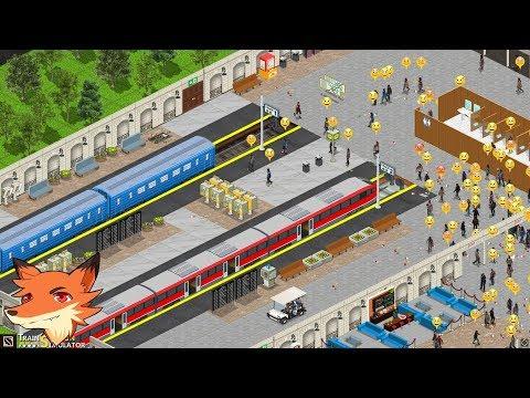 TRAIN STATION SIMULATOR [FR] Faire de sa gare l'arrêt favori de tous les voyageurs !