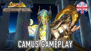 Saint Seiya Soldiers' Soul - PS3/PS4/Steam - Camus Gameplay (English)