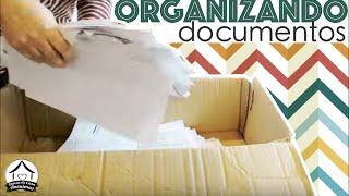 Como fazer a triagem para organizar os documentos