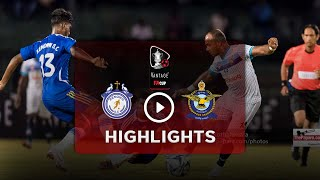 Highlights - Air Force SC v Renown SC | Round of 16 | Vantage FA Cup 2018