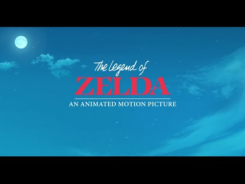 'The Legend Of Zelda' Reimagined As A Studio Ghibli Film Is As Gorgeous As You'd Expect
