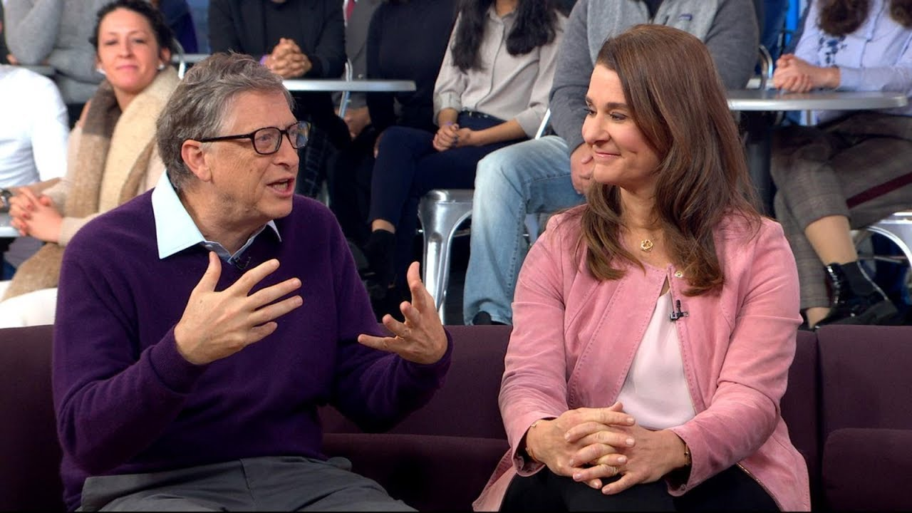Bill and Melinda Gates answer 10 tough questions in annual letter