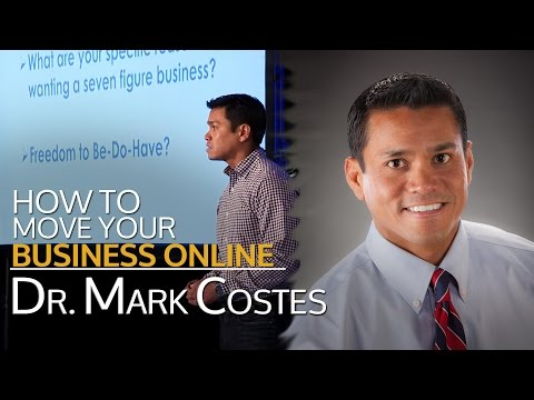 How to Move Your Business Online - Mark Costes