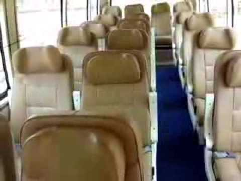Luxury Isuzu Bus Hire Delhi India