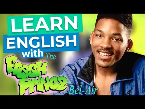American English Slang with Will Smith