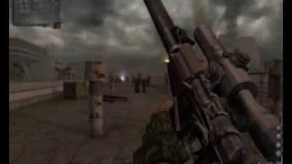 S.T.A.L.K.E.R. - Clear Sky (Final Battle).wmv