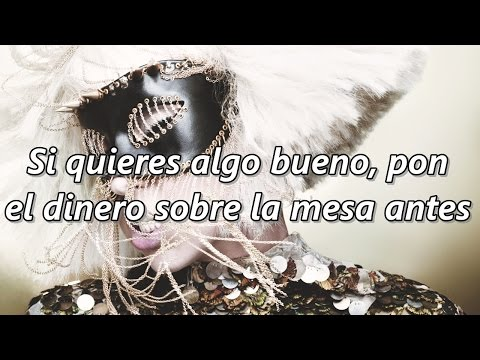 Lady Gaga - Diamond Heart (Sub Español + Audio)