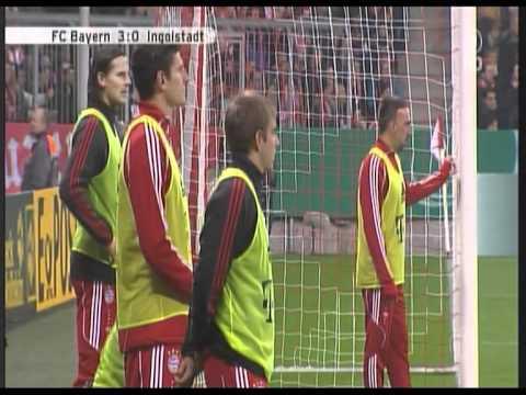 FC Bayern - Ingolstadt 6:0 (1:0) DFB-Pokal 2.Runde (de)