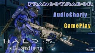 FRANCOTIRADOR - HALO 5 MULTIPLAYER #1 (GamePlay) | CharlitínGame