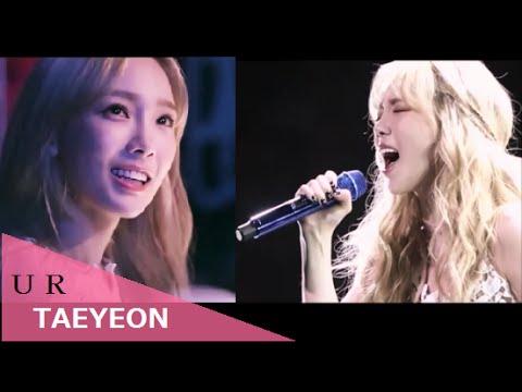 [1080p] 151121 [SNSD] TAEYEON / U R - taeng9cam Mp3