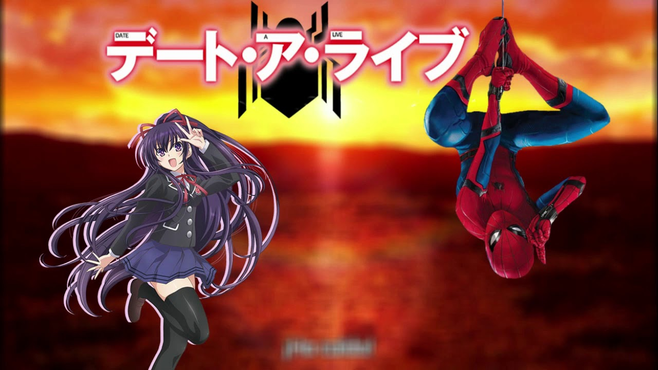 Spider-Man en Date a Live (Capitulo 3)
