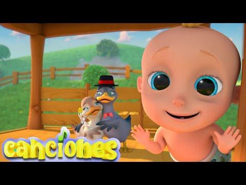 LooLoo – Ganso, Ganso – Canciones Infantiles en Espaol | Videos para nios | LooLoo – Cantece pentru copii in limba spaniola