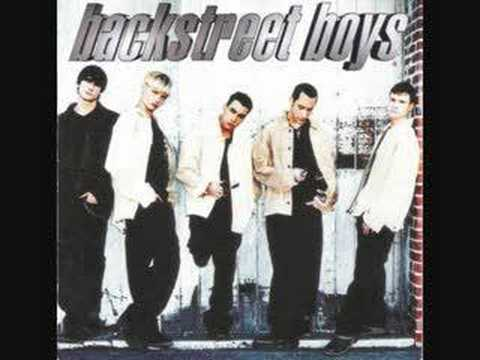 Backstreet Boys  All I Have To Give