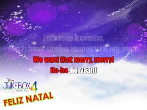 Zendaya Coleman - Shake, Santa, Shake ( Sing-Along )