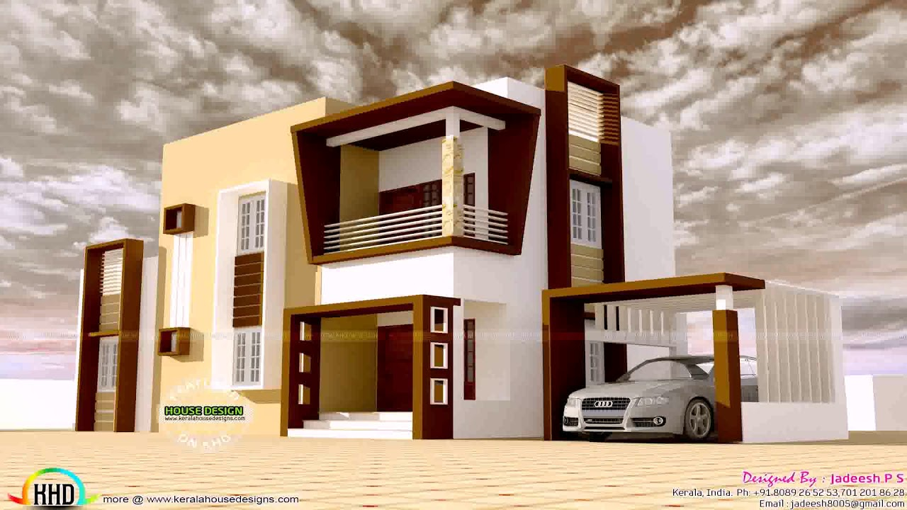 Kerala house plans and estimated cost to build youtube for House plans with estimated cost to build in kerala