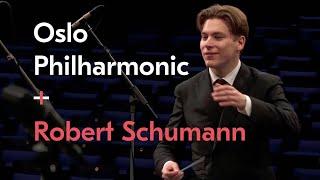 Symphony No. 2 / Robert Schumann / Dowland: Lachrimae Antiquae / Klaus Mäkelä / Oslo Philharmonic