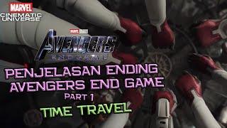 Penjelasan Ending Avengers Endgame | Part 1 : Time Travel & Steve Rogers