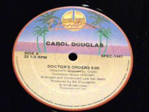 Doctor's orders - Carol douglas