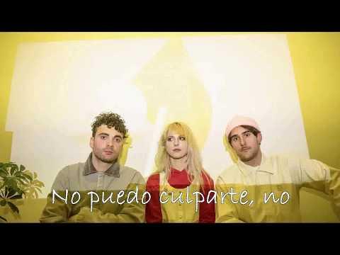 Paramore - Passionfruit (Subtitulada Español)