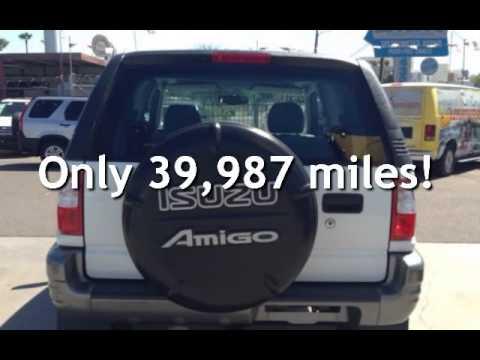 2000 Isuzu Amigo S for sale in PHOENIX, AZ