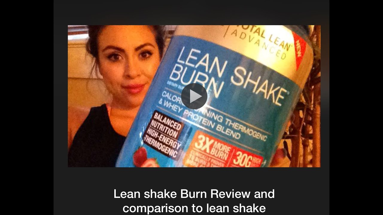 Gnc total lean shake weight loss reviews