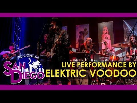 video:Tonight in San Diego - Live Performance by Elektric Voodoo
