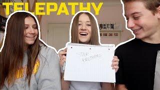 Triplet Telepathy | Riley Lewis