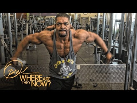 David Otunga: From Bullied to Buff  Where Are They Now  Oprah Winfrey Network
