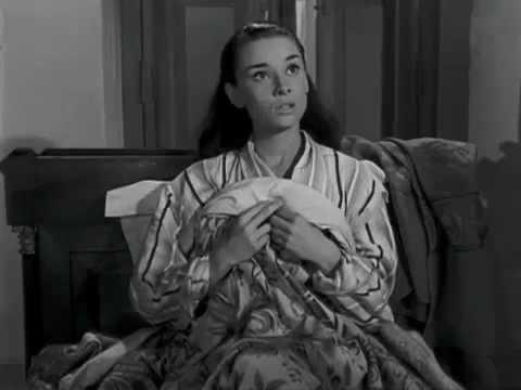 Roman Holiday Clips 5  Audrey Hepburn