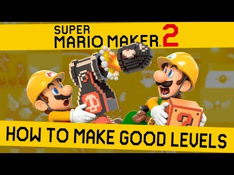 How to make EPIC Super Mario Maker 2 Levels
