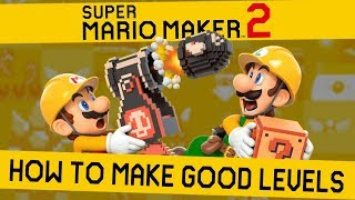 How to make EPIC Super Mario Maker Levels